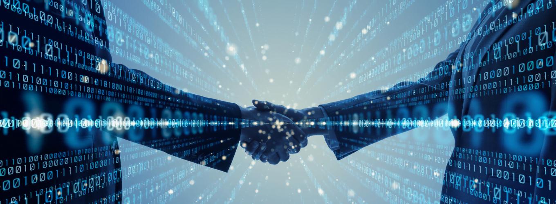 Sharing data supply chain logistics